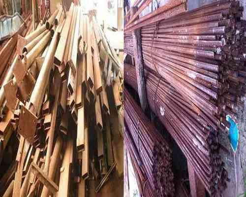 Chuyên thu mua sắt thép phế liệu