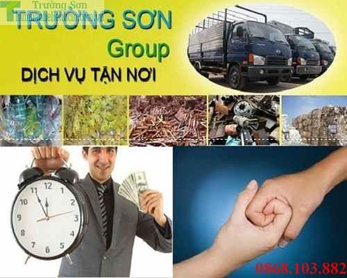 Cơ sở chuyên mua phế liệu tại Quận Gò Vấp