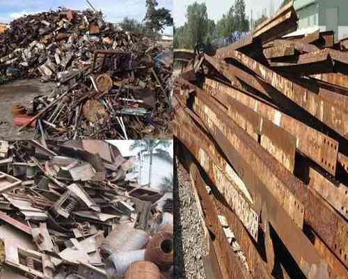Công ty chuyên sắt phế liệu tại Quận Bình Tân