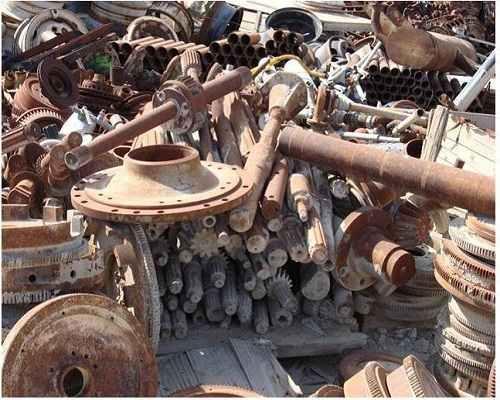 Công ty thu mua sắt phế liệu tại Quận 4