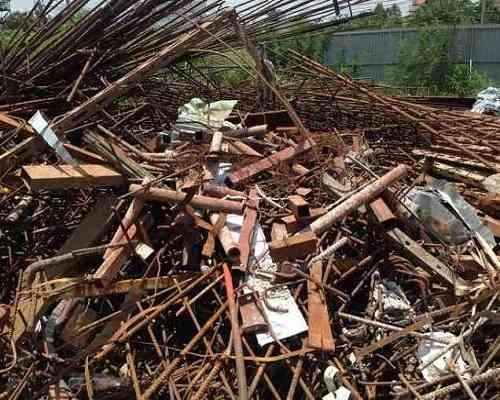 Địa chỉ chuyên mua sắt phế liệu tại Quận Tân Phú
