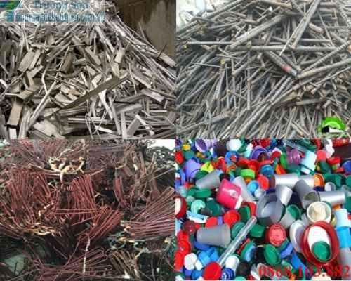 Mua phế liệu công nghiệp tại Quận Gò Vấp