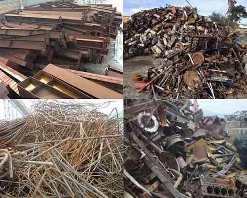 Mua sắt thép phế liệu tại Quận Bình Tân