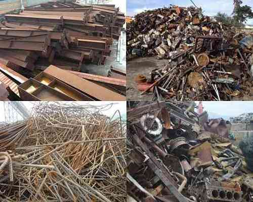 Mua sắt thép phế liệu tại Quận Tân Phú
