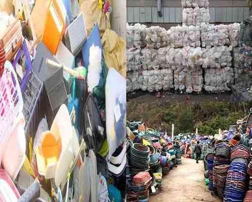 Thu mua phế liệu nhựa tại Huyện Hóc Môn
