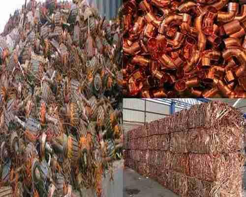 Thu mua phế liệu ở Quận Tân Phú