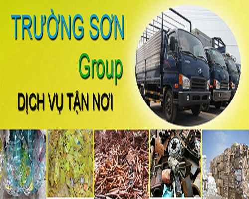 Thu mua phế liệu tận nơi uy tín nhất tại Huyện Hóc Môn