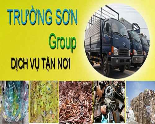 Trường Sơn thu mua phế liệu tại Huyện Củ Chi